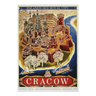 Cracow Poster