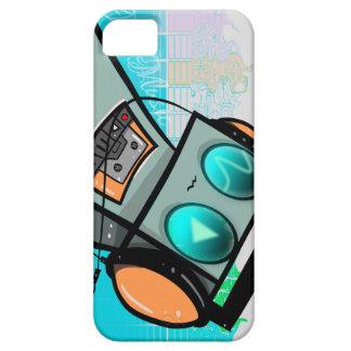 Cradllivant iphone 5 S Case - Feel the Music