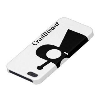 Cradllivant iphone 5 S glossy Case