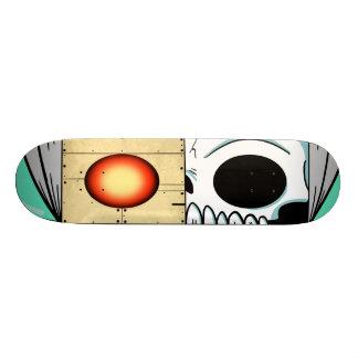 Cradllivant Skateboard Deck: Half to Death