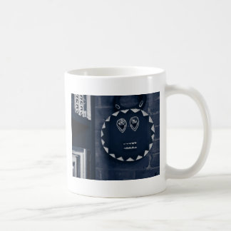 craft basic white mug