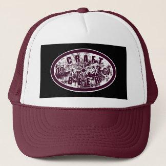 Craft Beer 1967 - Burgundy & White Trucker Hat