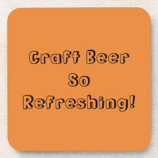 Craft Beer Coaster