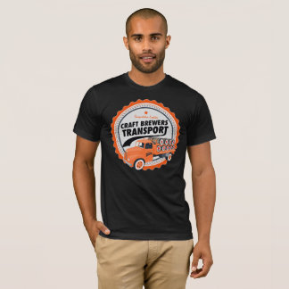 Craft Brewers Transport T-Shirt