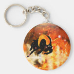Craft Dungeon Zodiac - Aries Keychain