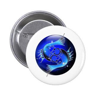 Craft Dungeon Zodiac - Pisces Button