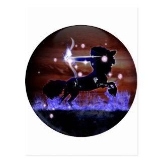 Craft Dungeon Zodiac - Sagittarius Post Card