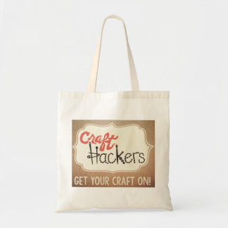 Craft Hackers Tote Bag