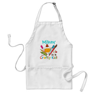Craft Kid Custom Standard Apron