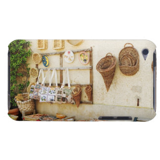 Craft product at a market stall, Siena Province, iPod Case-Mate Cases