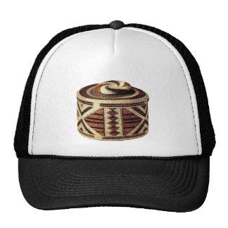 craft vintage art set mesh hats