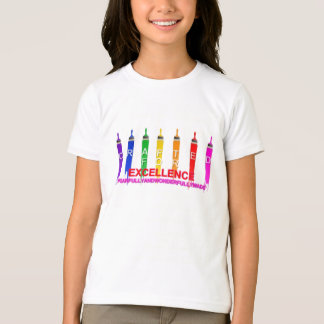 Crafted for excellence kids paint T-Shirt