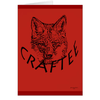 Craftee Card