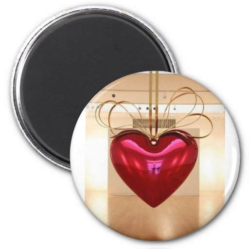 Crafters with Love Magnet