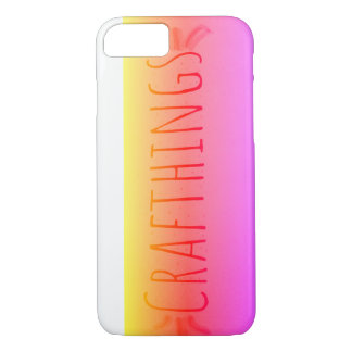 Crafthings ombre phonecase iPhone 8/7 case