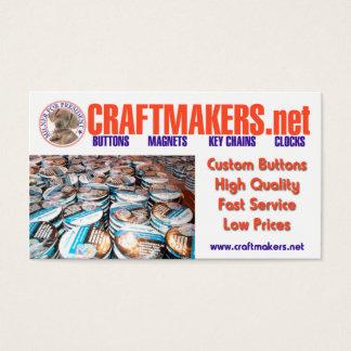 CRAFTMAKERS.net BIZ CARDS