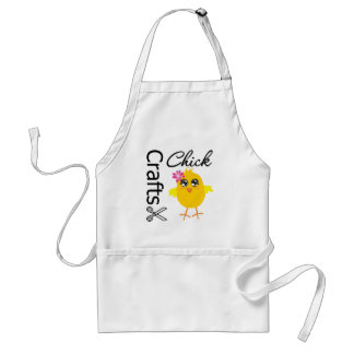 Crafts Chick 2 Adult Apron