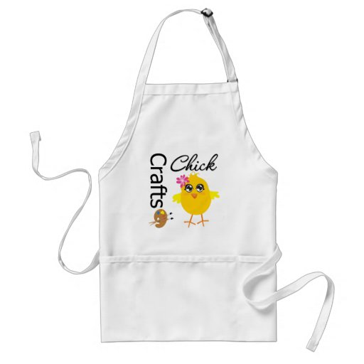 Crafts Chick Aprons