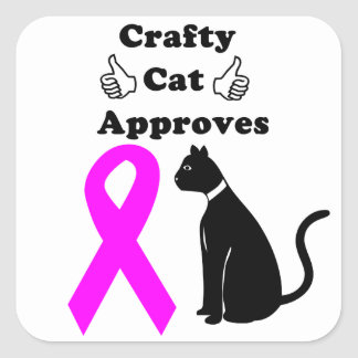 Crafty Cat BCA Sticker
