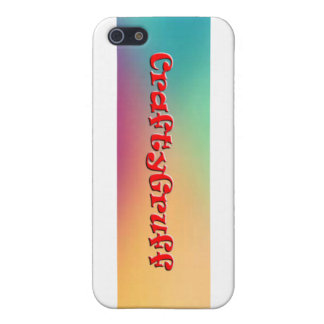 CraftyGruff iPhone 5/5s phone case iPhone 5/5S Covers