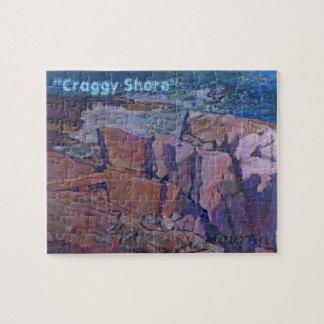 Craggy Shore Puzzle