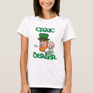 Craic Dealer Ladies TShirt