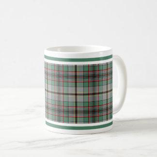 Craig Clan Scottish Tartan Coffee Mug