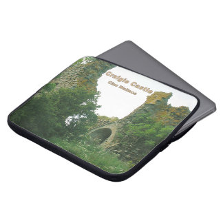 Craigie Castle – Clan Wallace Laptop Sleeve