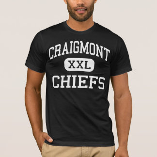 Craigmont - Chiefs - High - Memphis Tennessee T-Shirt