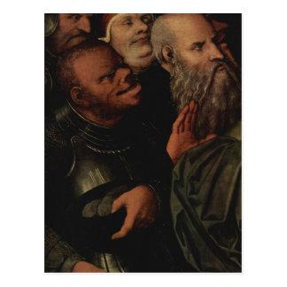 Cranach d. J., Lucas Christus und die Ehebrecherin Postcards