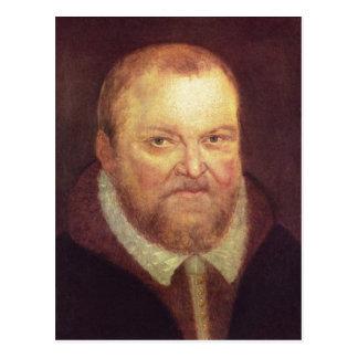 Cranach d. J., Lucas Portr?t des Kurf?rst August I Post Card