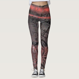 Cranberry Bordeaux Leggings
