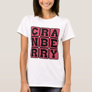 Cranberry, Fruit T-Shirt