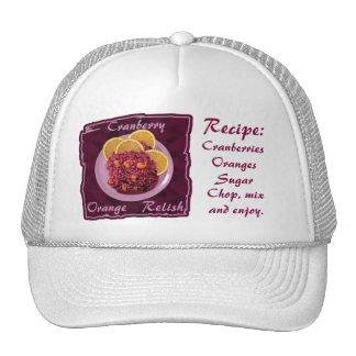 Cranberry Orange Relish Recipe Cap
