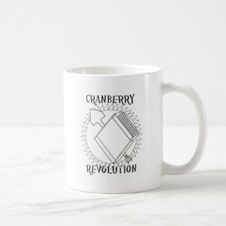 Cranberry Revolution Mugs