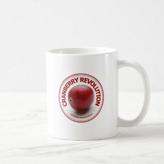 Cranberry Revolution Coffee Mugs