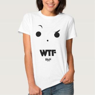 Cranberry Wear WTF Shirt