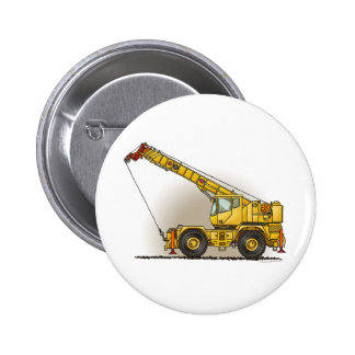 Crane Construction Equipment Button Pin