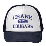 Crane Cougars Junior Yuma Arizona Cap