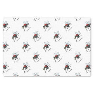 Crane Fly Tissue Paper