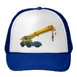 Crane Images for trucker hat