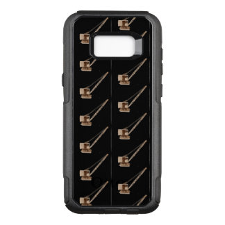 Crane Operator Northwest Crane Early Construction OtterBox Commuter Samsung Galaxy S8+ Case