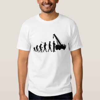 Crane Operator T-shirts