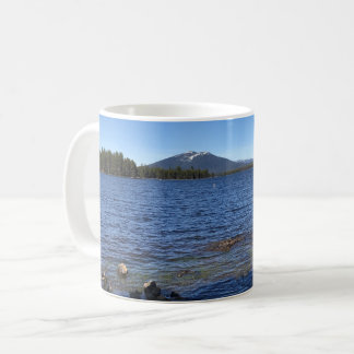 Crane Prairie Reservoir Coffee Mug