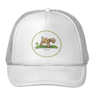 Crane - Yoga hat