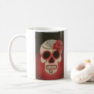 """Craneo Rojo"" Mug"