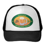 Cranes Drinking Team Mesh Hats