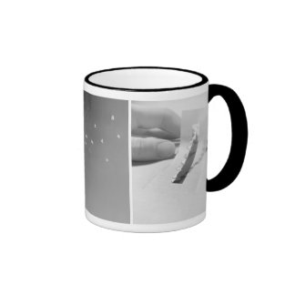 Cranes of hope mugs