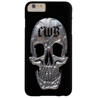 Cranial Ghost Factor Skull  Lightweight Barely There iPhone 6 Plus Case