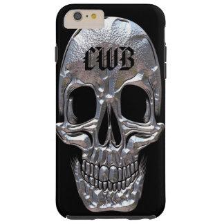 Cranial Ghost Factor Skull Plus Tough iPhone 6 Plus Case